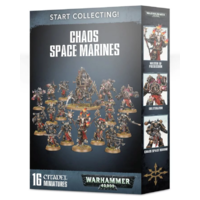 Start Collecting; Chaos Space Marines