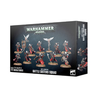 Games Workshop - Adepta Sororitas Battle Sisters Squad