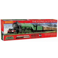 Hornby - Flying Scotsman Train Set (OO Gauge)