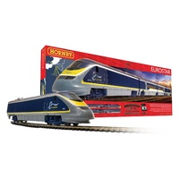 Hornby - Eurostar Train Set
