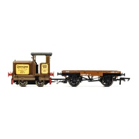 "Hornby - R&H 48DS - 0-4-0 - Longmorn Distillery ""Queen Anne"""
