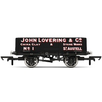 Hornby - 5 Plank Wagon - John Lovering & Co #1