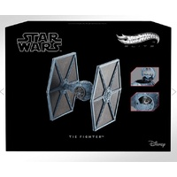 "Hot Wheels - 6"" Star Wars Tie Fighter Episode V"