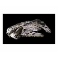 "Hot Wheels - 6"" STAR WARS MILLENNIUM FALCON EPISODE VI"