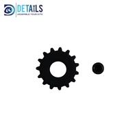 Hobby Details - Pinion Gear 16T Mod .1 - 5mm Bore
