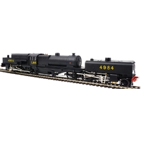 Heljan - OO Garratt BG LMS 4984 Light Weathered 8-Pin
