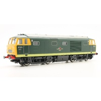 Heljan - OO Class 35 #D7076 Green w/Full Yellow Ends (Preserved)