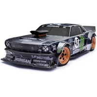 Hpi - 1/10 Rs4 Sport 3 Hoonicorn Ford Mustang