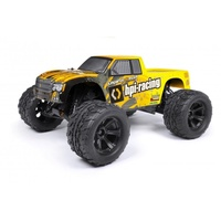 HPI - Jumpshot MT FLUX 2WD RC Monster Truck