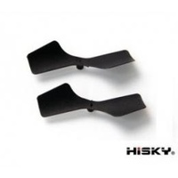 Hisky - Black Tail Rotor (Hcp80/100 Hfp80/100)