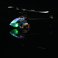 HiSky - HCP80 Collective Pitch 80 Size Heli - PNP
