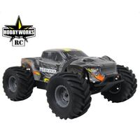 Hobby Works - 1/10 RC Mud Digger 2WD Monster Truck RTR