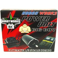 Hobby Works R/C - Brushless Combo 150A W/P 2000Kv