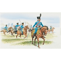 1/72 FRENCH HUSSARS