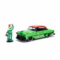 Jada - 1/24 Poison Ivy W/1953 Chevy Bel Air