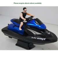JK - Jet Ski wave runner with wave rider RTR
