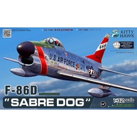 Kitty Hawk - 1/32 F-86D Sabre Dog