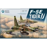 Kitty Hawk - 1/32 F-5E Tiger