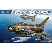 Kitty Hawk - 1/48 Sukhoi Su-22 M3/M4