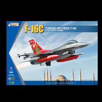 Kinetic - 1/48 F-16C Turkey 20 Year Anniversary