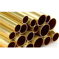 K&S - Brass Tube Round 2mm X 300 mm Thin Wall (4)