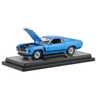 M2 - 1/24 1970 Ford Mustang Boss 302