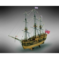 Mamoli - 1/100 Endeavour Wooden Ship Kit