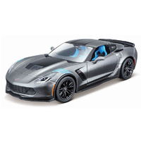 Maisto - Assembly line 2017 Chevrolet Corvette Grand Sport