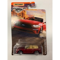 Matchbox - '18 Ford Mustang Convertible