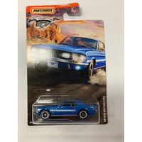 Matchbox - '68 Ford Mustang GT CS