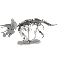 Metal Earth - Dinosaur Triceratops Skeleton