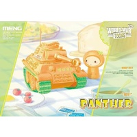 Meng - World War Paints Panther Tank