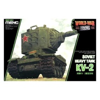 Meng - World War Toons KV-2
