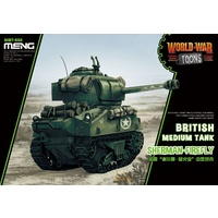 Ment - World War Toons Sherman Firefly