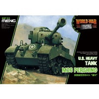 Meng - World War Toons US M-26 Pershing