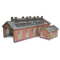 Metcalfe - Double Track Engine Shed