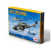 "Mistercraft 1/72 Ah-1 T ""Sea Cobra"" Plastic Model Kit A-011"