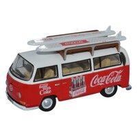 Oxford Diecast - 1/76 Volkswagen Bay Window Coca Cola