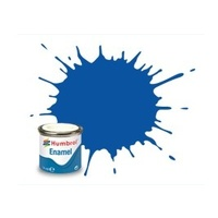 Humbrol - French Blue - Gloss - 14ml