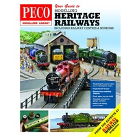 Peco Publications - Your Guide to Modelling Heritage Railways