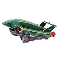 Paladone - Build Your Own Thunderbird 2