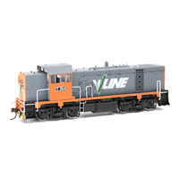 Powerline - HO T Class Series 2 V/Line (DC) - #364