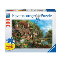 Ravensburger - Cottage on a Lake - Large Format 500pc