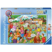 Rburg - School Sports Day Puzzle 500Pc