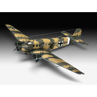 1/48 Junkers Ju52/3M Transport