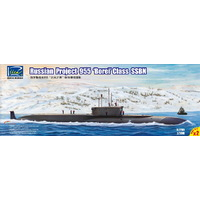 "Riich Models - 1/700 Russian Project 955 ""Borei"" class SSBN (2 Model kits per box)"