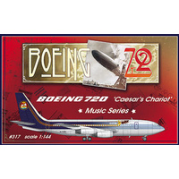 1/144 BOEING 70 7-720 MUSIC SERIES