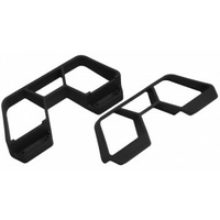 Rpm - Nerf Bars Slash 4X4, Rally Black