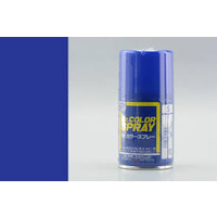 Mr Color Spray Paint - Gloss Blue