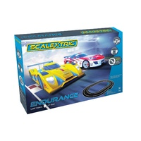Scalextric - Endurance slot car set